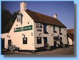 The New Inn, Shalfleet